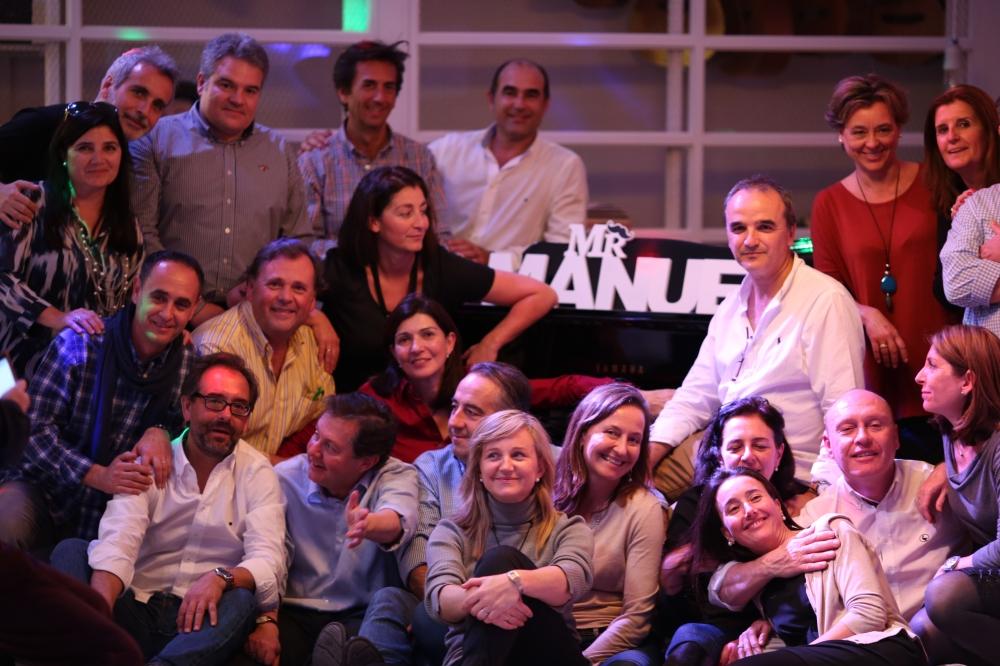 Manuel y Amig@s